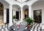 Hôtel Málaga - Madeinterranea Suites-4