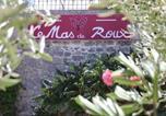 Hôtel Saint-Christol-lès-Alès - Le Mas de roux Chambres d'hotes-1