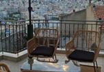 Location vacances Kavala - Elegance Greek Villa In Old Town-1