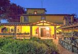Location vacances Terranuova Bracciolini - Cosy and Warm Country Cottage on Pratomagno Mountain-2