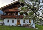 Location vacances Fügen - Apart Sprenger Fügen im Zillertal-1