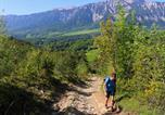 Camping avec Site nature Montrigaud - Camping la Bissera-4