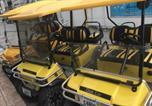 Hôtel San Pedro - Hop Golf Cart Rental-4