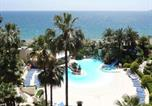 #Cannes Boccacabana, Seafront Beach in Résid 3 Stars, 5 People