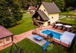 Location vacances Daruvar - Villa Vinka - Novo Zvečevo-1