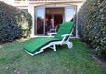 Location vacances  Pyrénées-Orientales - One-Bedroom Apartment With Garden Catalanes Du Golf - Catgol-4
