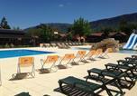 Camping avec Piscine Samoëns - Sites et Paysages La Colombière-2