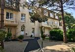 Hôtel Dives-sur-Mer - Hotel Castel Fleuri