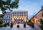 Hôtel Madrid - Intur Palacio San Martin-4