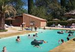 Camping avec Piscine Rochegude - Camping Universal-1