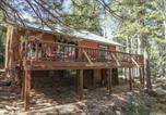 Location vacances Orderville - Classic Strawberry Cabin-1