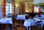 Hôtel Saint-Antonin-du-Var - Hotel Restaurant Les Esparrus-3