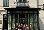 Hôtel Wijdemeren - Hotel Villa Trompenberg-2