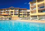 Hôtel Portiragnes - Résidence Alizéa Beach-4
