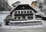 Location vacances Sankt Andrä im Lungau - Ferienwohnung Gruber-1