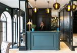 Hôtel Levallois-Perret - Hotel de Neuville Arc de Triomphe-2