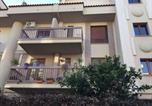 Location vacances  Province de Foggia - Appartamento F&G 71100 - Appartamento ad uso esclusivo sanificato e purificato con generatore di ozono professionale e lampada germicida Uv-3
