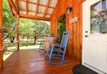 Location vacances Kerrville - God's Country Cabins - Mercy-4