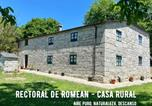 Hôtel Lugo - Albergue Rectoral de Romean-1