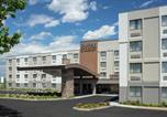 Hôtel Warwick - Fairfield by Marriott Inn & Suites Providence Airport Warwick-1