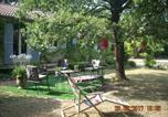 Hôtel Foissac - Le jardin de Charlotte-1