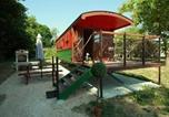 Location vacances Romenay - House Roulotte rhapsodie 1-4