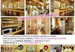 Hôtel Japon - Osaka Hana Hostel-3