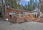 Location vacances Port Orchard - Poulsbo Waterfront House with Fire Pit on Liberty Bay-1