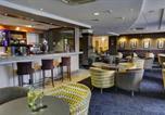 Hôtel Trafford - Best Western Manchester Altrincham Cresta Court Hotel-2