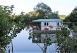 Hôtel Choisey - Cottage flottant-1