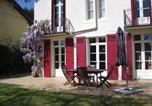 Location vacances Bellocq - Chambre d'Hôtes Les Renards-2