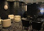 Hôtel Abou Dabi - Trianon Hotel-3