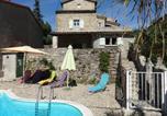 Location vacances Berrias-et-Casteljau - Gites les Eaux Claires-1
