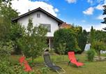 Location vacances Kirchheim - Luxurious Holiday home in Neukirchen with Pool-1