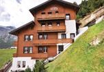 Location vacances Saas-Fee - Holiday Apartment Chalet Ideal Iv 06-1