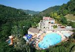 Camping avec Hébergements insolites Ardèche - Capfun - Domaine des Plantas-1