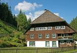 Location vacances Vöhrenbach - Apartment Historische Sägemühle-2