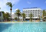Hôtel Peñíscola - Gran Hotel Las Fuentes de Fantasía Hoteles-1