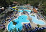 Camping avec Piscine couverte / chauffée Vielle-Saint-Girons - Camping Lou Pignada by Resasol-1