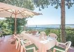 Location vacances Nemi - Seven-Bedroom Holiday Home in Rocca di Papa Rm-2