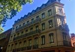 Hôtel L'Union - Residence Metropole-1