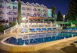 Hôtel Marmaris - Halici Otel Marmaris-4