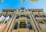 Hôtel Plovdiv - Residence City Garden-1