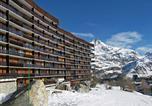 Location vacances Tignes - Appartements Le Bec Rouge - Hebergement + Forfait remontee mecanique-1