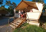Camping Bord de mer de Le Lavandou - Campéole Les Mimosas-2