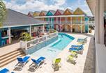 Hôtel Antilles néerlandaises - Bed & Bike Curacao - Jan Thiel-1