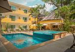 Village vacances Mexique - Hotel Chablis Palenque-1