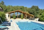 Location vacances Fox-Amphoux - Villa Régusse-1