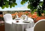 Hôtel Mildenau - Romantik Hotel Burgkeller Residenz Kerstinghaus-4