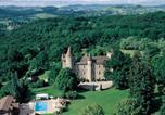 Hôtel 5 étoiles Royat - Chateau de Codignat - Relais & Châteaux-1